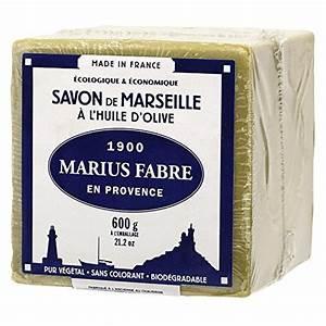 Savon De Marseille Fabre : savon de marseille soap 21 1 oz 72 olive oil marius ~ Dailycaller-alerts.com Idées de Décoration