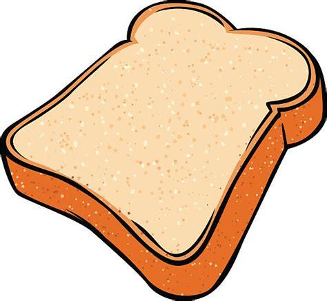 Bread Clip Royalty Free Slice Of Bread Clip Vector Images