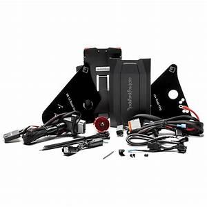 Rockford Fosgate Amplifier Wiring Kit