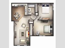 How to Decorate Two Room Apartment TheyDesignnet