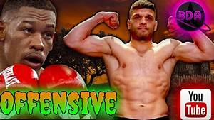 Derevyanchenko Offensive Highlights -  Can He Beat Jacobs