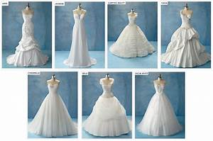Be the belle of the ball disney style for Disney princess inspired wedding dresses