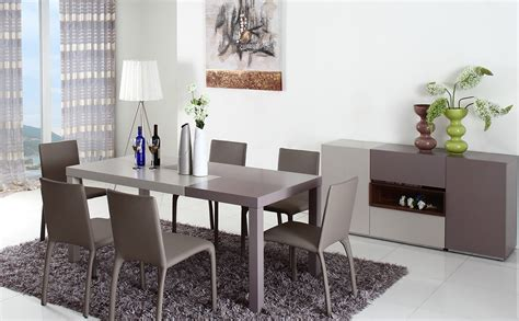 puzzle modern  tone dining table modern dining
