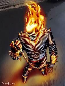 Ghost Rider (Blaze) Friends - Comic Vine