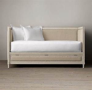 Daybed With Trundle And Mattress Included - WoodWorking