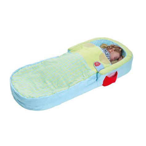 lit gonflable enfant lit gonflable premium 18 mois ours c 226 130x60x23cm