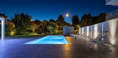 Pool Swimming Lighting Lamp Electricity Reduce Usage