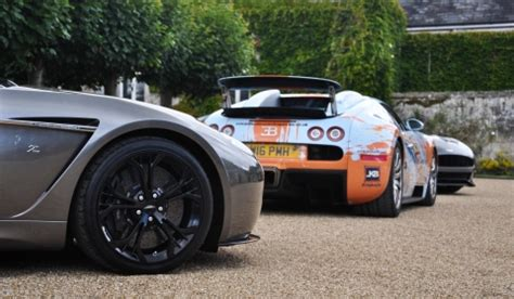 The development of the bugatti veyron was one of the greatest technological challenges ever known in the automotive industry. Photo Of The Day: BugARTi Veyron, Aston Martin V12 Zagato & Aston Martin AM310 Vanquish at ...