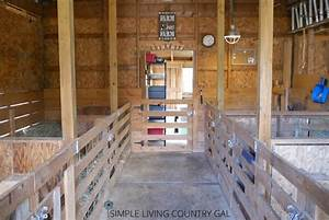 How To Convert A Shed Into A Goat Barn