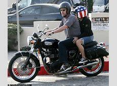 STRANGER BLOG FAMOUS MEN ON MOTORCYCLES