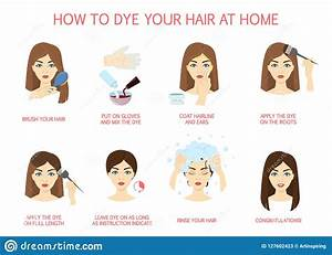 Dye Hair Stock Illustrations  U2013 1 278 Dye Hair Stock