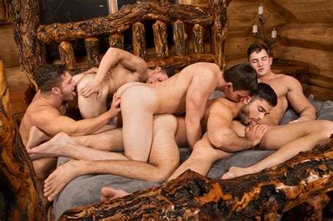 Sean Cody Five Man Orgy Lane Brodie Joey Tanner And
