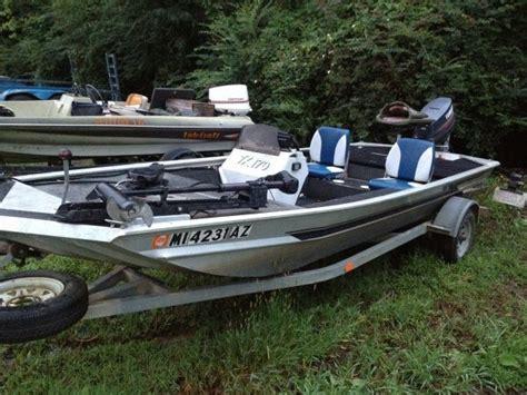 Used Bass Boats In Louisiana by Used Aluminum Bass Boats For Sale In Louisiana