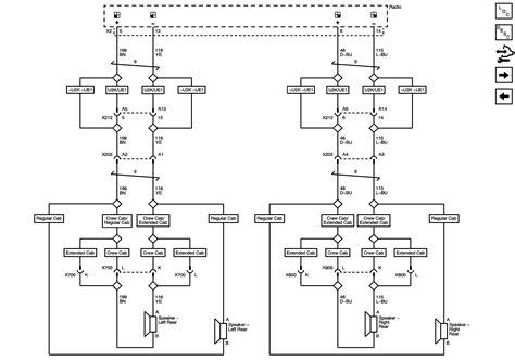 Silverado Stereo Wiring Diagram by 2008 Silverado Radio Wiring Harness Diagram Collection