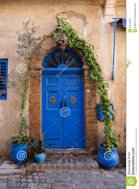 centre cardiologique du nord porte de porte bleue au l el jadida maroc photos libres de droits image 35140018