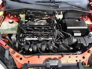 2005 Ford Focus Zx5 Se Hatchback 2 0 Liter Dohc 16