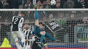 Video Cristiano Ronaldos Overhead Kick Stuns Juventus