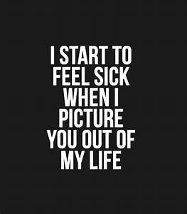 Tired Of Loving... Feeling Love Sick Quotes