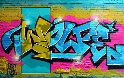 Graffiti Wallpapers Desktop 4k Street Tv Ultra