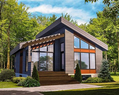 contemporary vacation getaway 80774pm architectural