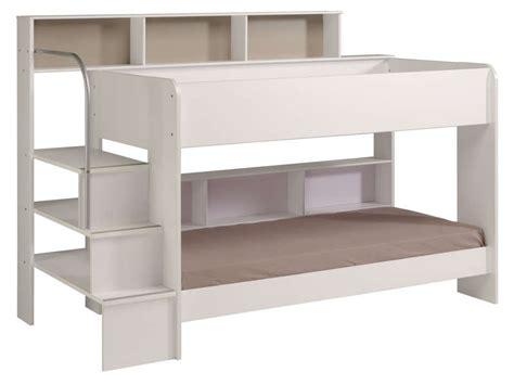 lit superposé avec bureau pas cher lit superposé chambre à coucher