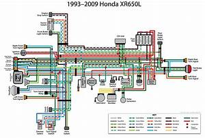 1996 Xr600r Wiring Diagram