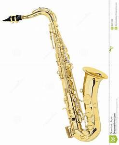 Saxophone Stock Photography - Image: 35017552
