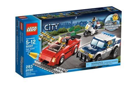 Lego City 60007 High Speed Chase Police Motorcycle Chase