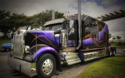 Kenworth Trucks Wallpapers Desktop Wheeler Vehicles Truck