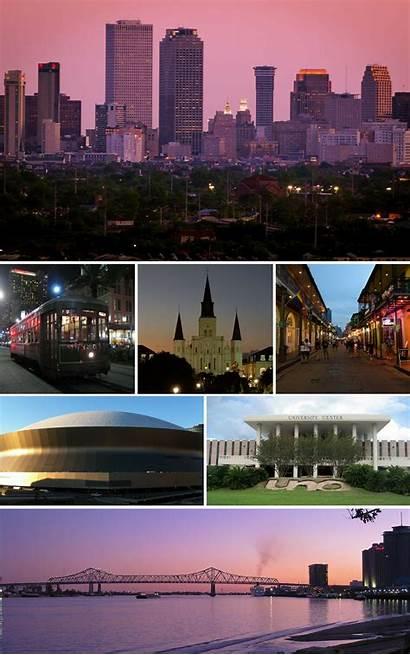 Orleans Map Tourist Wikipedia Louisiana French Parish
