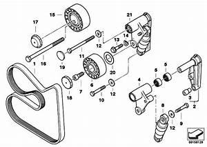 Original Parts For E46 328ci M52 Coupe    Engine   Belt