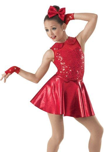 ruby sequined bodice and collar and sheer skater skirt with sequined gloves and bow quot got
