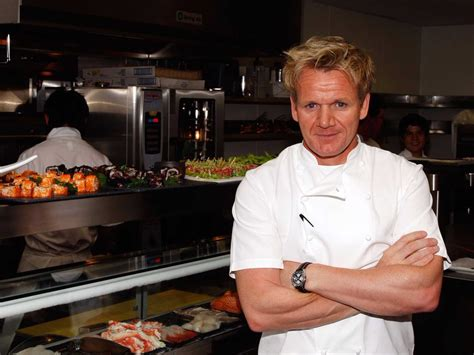 cuisine chef tv chef gordon ramsay breaks how he spends a