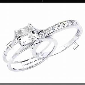 new popular wedding rings With interlocking engagement ring and wedding band