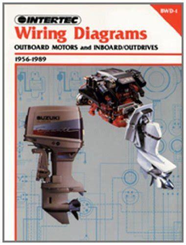 89 Yamaha Moto 4 Wiring Diagram by Boat Motors Intertec Wiring Diagrams For Outboard Motors