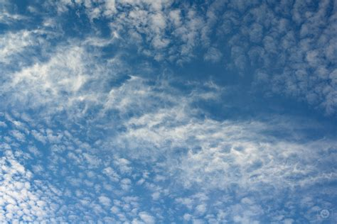 Free Background by Cirrus Clouds Blue Sky Background High Quality Free