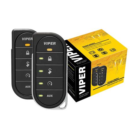 Viper Led Way Remote Start System