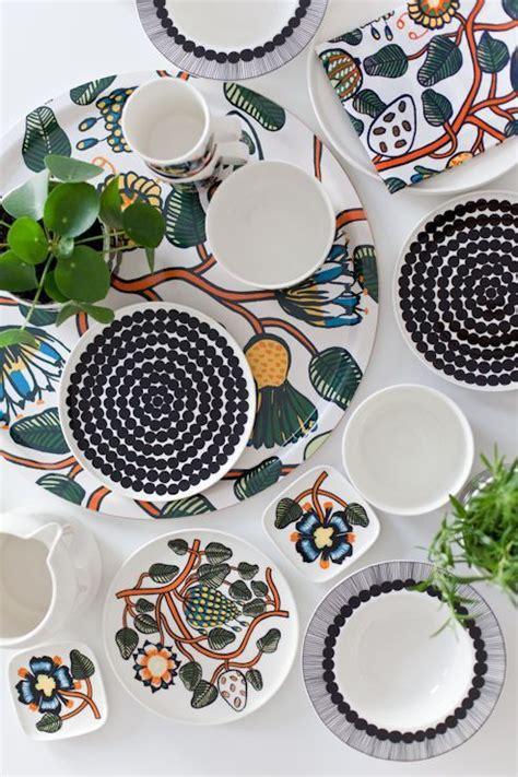 dinnerware scandinavian sets