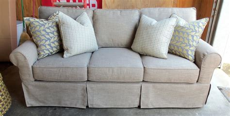 Rowe Furniture Nantucket Slipcover Sofa by Barnett Furniture Rowe Furniturenantucket