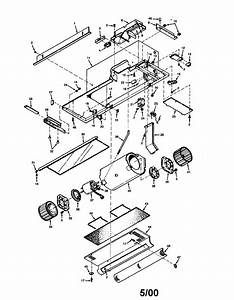 Kenmore Glide Away Range Hood Wiring Diagram Parts