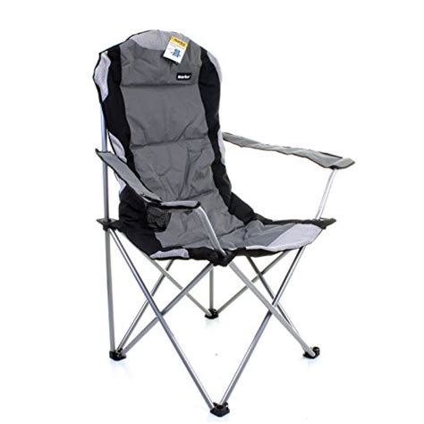 5229 luxury folding chairs marko outdoor luxury padded heavy duty folding steel