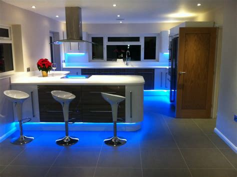 awesome kitchen led lighting ideas   amaze