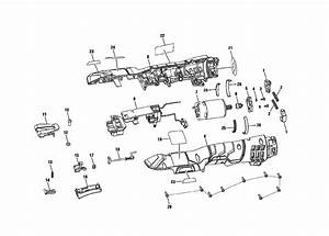 Ridgid R8620 Parts List