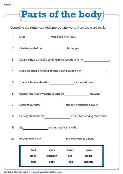 pin  science worksheets