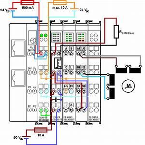 Beckhoff Wiring Diagram  Beckhoff El1018 8 Digital Inputs