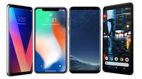 Best Smartphones by Top 12 Smartphones For 2018 Spike Review