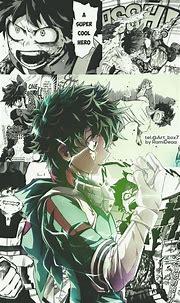 Cool Deku Anime Wallpapers - Wallpaper Cave