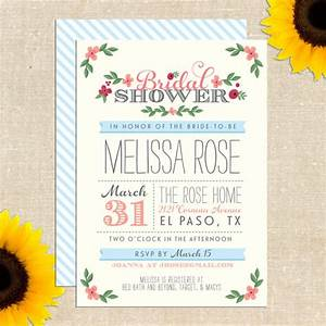 6 best images of free printable bridal shower wedding invitations wedding bridal shower for Free printable wedding shower invitations