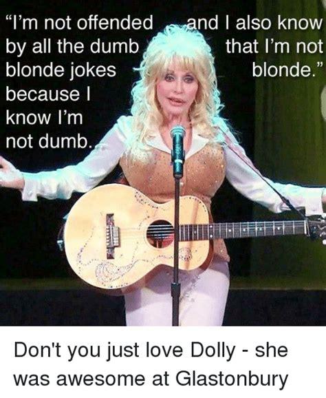 Dumb Blonde Memes - 25 best memes about dumb blond jokes dumb blond jokes memes