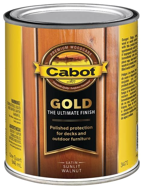 cabot  wood finish  qt container   sq ft